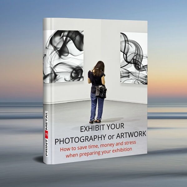 Exhibit your photography or artwork ebook